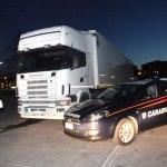 Carabinieri Con Camion Con Carico Ferrero 150x150