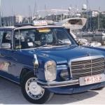 Un Mercedes 200D con 4.6 millones de km