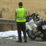 El Motorista de la Guardia Civil fallecido acudía a socorrer un accidente – Homenaje