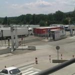 La Guardia Civil mantiene inmovilizado un camión extranjero por cabotaje ilegal