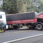 Efecto tijera en vehículos articulados