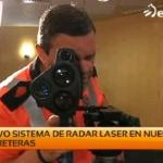 """Los radares """"pistola"""" láser ya están en España: ¿Cómo funcionan este tipo de radares?"""