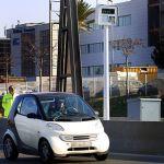 Los nuevos radares multan a 11.000 vehículos en un mes