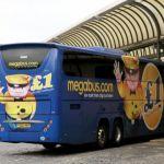 Ya es posible viajar a Europa en autobús por sólo un euro