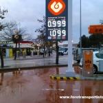 """La Guardia Civil descubre """"alineación de precios"""" en centenares de gasolineras"""