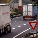 A partir del lunes no circularán más camiones en las carreteras españolas