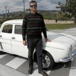 """El Gordini, """"el coche de las viudas"""""""