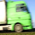 Detenido en la A-15 un camionero polaco por conducir  completamente borracho