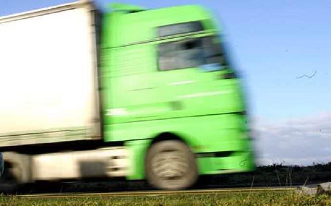 Detenido un camionero portugués tras dar positivo en drogas y alcohol sextuplicando la tasa permitida