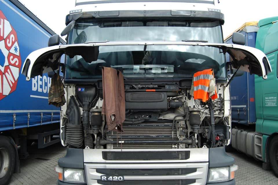 La Autoexplotación de los camioneros autónomos españoles