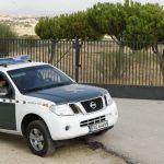 Cuatro detenidos por clonar un coche de la Guardia Civil para robar fardos de droga
