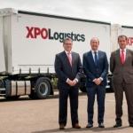 XPO Logistics saca a la carretera el primer megacamión