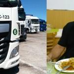 Camionero: un negocio riesgoso para el corazón