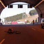 Mueren dos camioneros de 34 y 44 años en el túnel de Guadarrama
