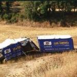 INVESTIGAN LA MUERTE EN ACCIDENTE DE UN CAMIONERO EN BARCELONA