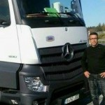 La Interpol busca a dos camioneros españoles que llevaban un millón en plasma