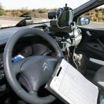 Cazan a un motorista que iba a 175 km/h en una vía limitada a 60