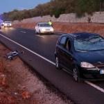 Fallece el policía local atropellado junto a su hijo por una conductora ebria