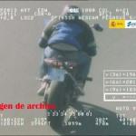 La Guardia Civil de Tráfico de Cantabria detecta a dos motocicletas circulando a 214 y 189 km/h