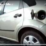Tener mucho cuidado cuando pongáis gasolina. Hay un nuevo truco en el que le ponen un dispositivo a la pistola