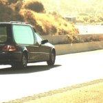 Pillan al chófer de un coche fúnebre a 130 km/h y sin puntos en el carné en Tarragona