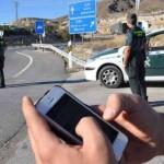 Tres detenidos por formar parte de un grupo de Whatsapp para alertar de controles policiales