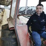Conductor de tractor y de ralis