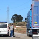 Pillan a un camionero conduciendo drogado y con el carné caducado