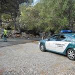 Cazados dos motoristas a casi 160 km/h en la carretera del Puig Major