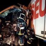 El camionero fallecido en la A-6, trabajaba para Seur y tenía 37 años