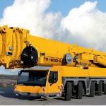 Liebherr LTM 11200-9.1, La grúa Telescópica Motorizada más Grande del Mundo