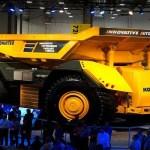 La compañía minera Rio Tinto utiliza 73 camiones autónomos como este