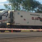 Asesinan a un camionero de la empresa «El Asturiano»