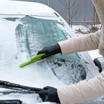 Fantástico truco para eliminar el hielo del parabrisas de forma casi instantánea