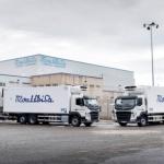 Montfrisa adquiere cuatro megacamiones Volvo