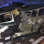 Dos guardias civiles, heridos tras ser atropellados por un camión en Granada