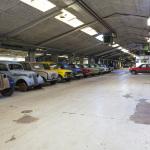 Subastan colección Renault clásicos olvidados en un almacén desde 1980