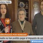 Una familia andaluza, en la ruina por cobrar la herencia del padre