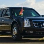 La bestia': el nuevo coche de Donald Trump