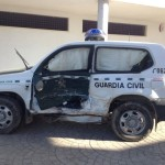 Guardias civiles censuran la actitud del conductor 'kamikaze' de la A-92 que puso en riesgo a usuarios y agentes