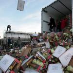 Salvaje ataque con martillos a un camionero que llevaba vino español a Francia