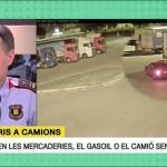 Robos a camiones: como los hacen y cómo se atrapa a los ladrones (Vídeo)