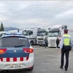 Denuncia penal a un camionero por sextuplicar la tasa de alcoholemia