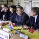 España ausente en la Alianza europea del transporte por carretera