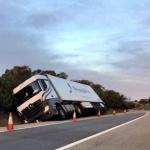 Un nuevo accidente de Primafrio corrobora la necesidad de actuar en la N-430