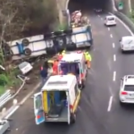 Un camionero tiene que pagar un millón de euros por un accidente causado en Italia