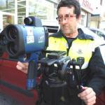 La Policía Municipal de Bilbao prueba ya el radar láser