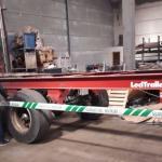 Detenidos por robar camiones frigoríficos de 50.000 €