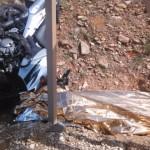 Localizan al causante de la muerte del motorista en la A-301, La Carolina