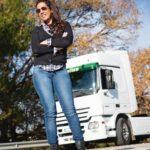 Soy camionera: Lilian Reges, sin miedo a arriesgar